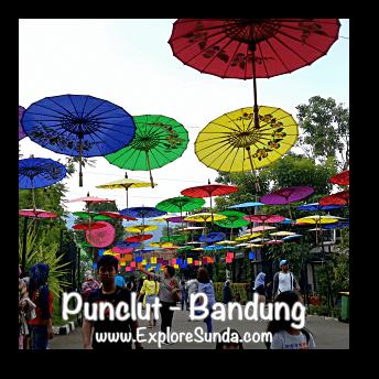 Kawasan Wisata Punclut Bandung