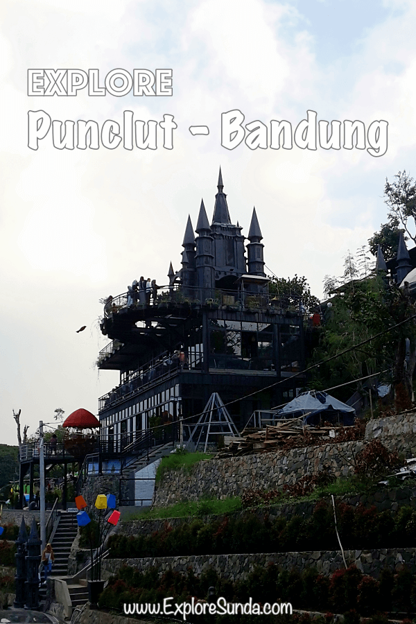 Explore Kawasan Wisata #Punclut #Bandung where we can hang out, play and see the view of Bandung | #ExploreSunda