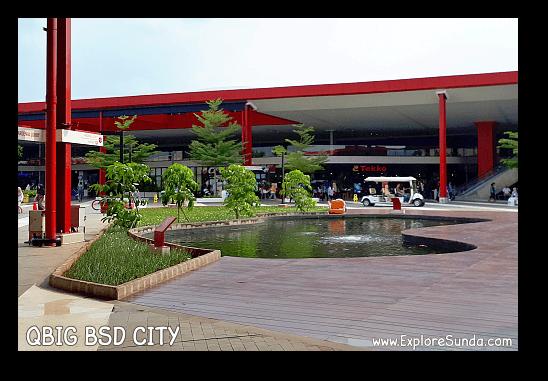 QBIG Mall, BSD City
