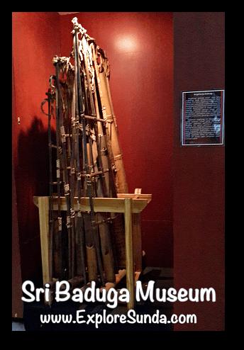 Angklung Gubrag in Sri Baduga Museum, Bandung
