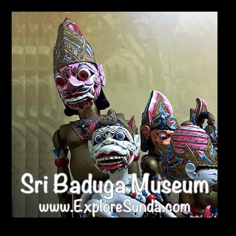 Wayang golek collection of Sri Baduga Museum, Bandung