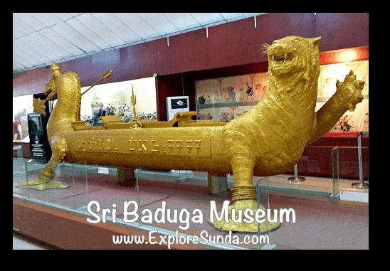 Kacapi Maung Nagara in Sri Baduga Museum, Bandung