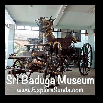 Paksinagaliman, a horse cart from Kanoman Sultanate of Cirebon in Sri Baduga Museum, Bandung