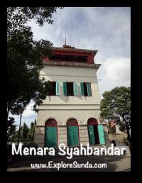 Menara Syahbandar at Museum Bahari