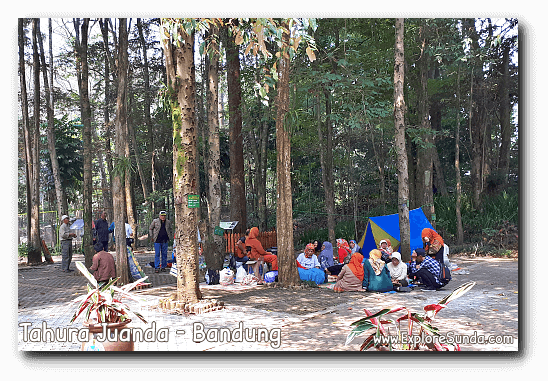 Picnic at Taman Hutan Raya Ir. H. Djoeanda | TahuraJuanda - DagoPakar, Bandung.