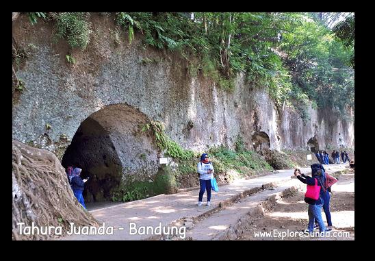 Goa Jepang (Japanese Cave/Bunker) at Taman Hutan Raya Ir. H. Djoeanda | TahuraJuanda - DagoPakar, Bandung.