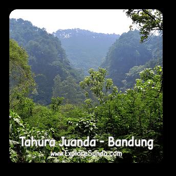 Taman Hutan Raya Ir. H. Djuanda (Tahura Juanda) at Dago Pakar, Bandung