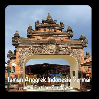 Taman Anggrek Indonesia Permai, Jakarta.