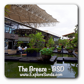 The Breeze - A Mall Without Walls, in BSD City