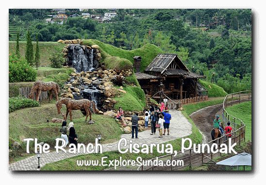The Ranch in Cisarua, Puncak