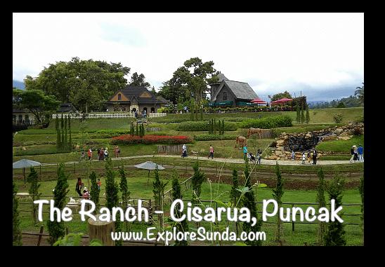 The Ranch in Cisarua, Puncak