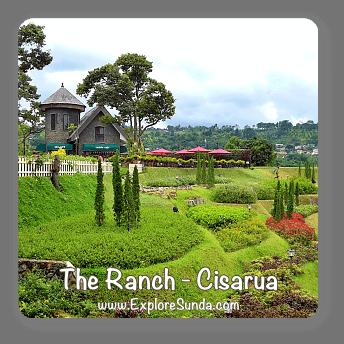 The Ranch in Cisarua, Puncak.