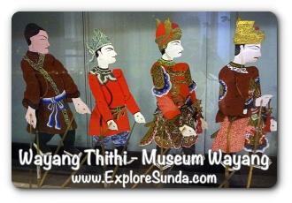 Wayang Thithi - Museum Wayang