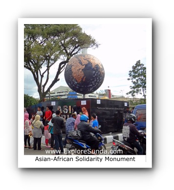 Asian-African Solidarity Monument