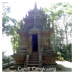 Cangkuang Temple - Garut, West Java