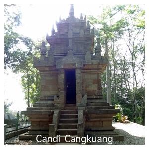 Cangkuang Temple - Garut, West Java