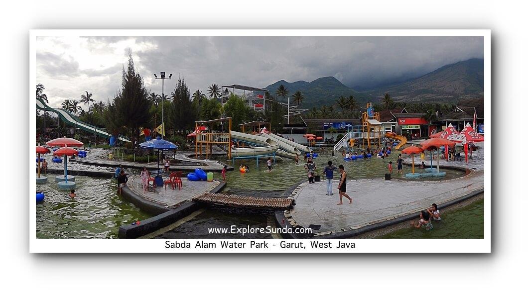 Hotspring Waterpark, Cipanas - Garut