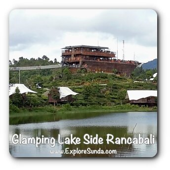 Glamping Lake Side at Situ Patenggang