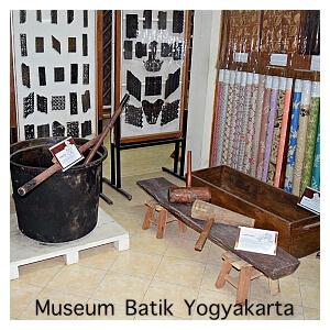 Museum Batik Yogyakarta - Yogyakarta