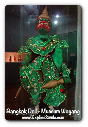 Bangkok Doll - Museum Wayang