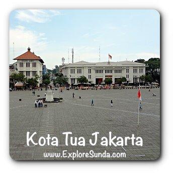 Kota Tua Jakarta | Jakarta Old Town.
