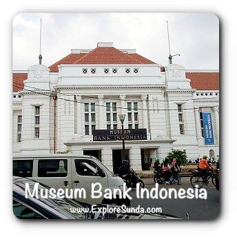 Museum Bank Indonesia at Kota Tua Jakarta