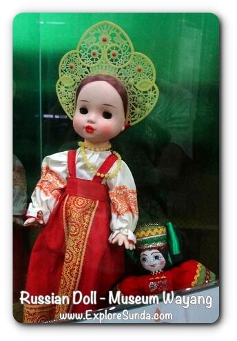 Russian Doll - Museum Wayang