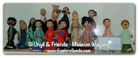 Si Unyil & Friends - Museum Wayang