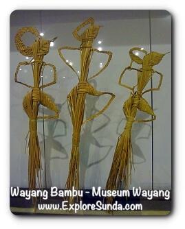 Wayang Bambu - Museum Wayang
