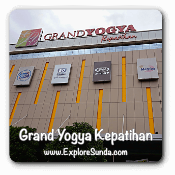 Grand Yogya Department Store - Bandung